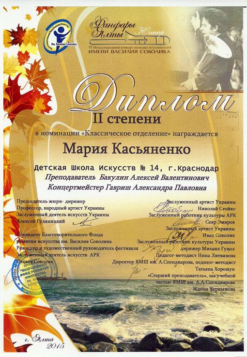 Номинации конкурса молодых учителей